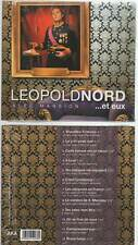 """LEOPOLD NORD """"Et Eux"""" (CD Digipack) Alec Mansion 2009 NEUF"""