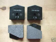 LANCIA Flavia Flaminia Fulvia    HANDBRAKE BRAKE PADS SET   (1961- 70 Only)