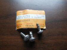 NOS Kawasaki JS440 JS550 WSAA WSAB JS400 Screw QTY3 92011-561