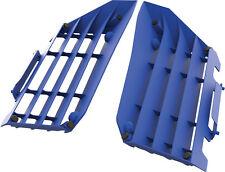 POLISPORT RADIATOR LOUVERS (BLUE) Fits: Yamaha YZ250F,YZ450F,WR250F