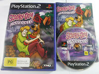 Scooby Doo Unmasked PS2 Playstation 2 MINT DISC