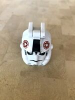 Vintage Star Wars Storm Trooper Head Toy-Ship With Micro Figure Inside, Included