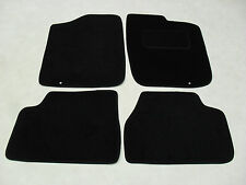 Nissan Figaro 1991-on Fully Tailored Deluxe Car Mats in Black.