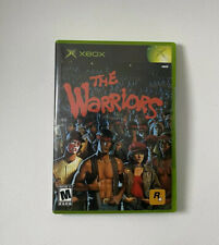 The Warriors ( Microsoft Xbox, 2005) Complete