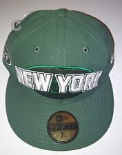 New York Jets New Era Fitted hat size 7 1/4  cap