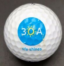 30A life shines Logo Golf Ball (1) Titleist Dt TruSoft PreOwned