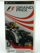 F1 GRAND PRIX SONY PSP PLAYSTATION  GAME GENIUNE