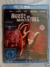 House on Haunted Hill [1999](Blu-ray Region-Free)~~~Geoffrey Rush~~~NEW & SEALED