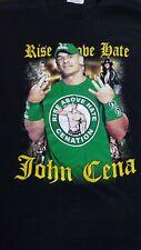 WWE JOHN CENA T Shirt Size 3XL RICE ABOVE HATE OFFICIAL