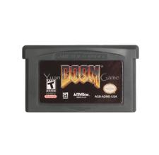 Doom Nintendo Game Boy Advance GBA All Colors Cartridge Console