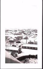 VINTAGE PHOTOGRAPH 1942 WHITEHORSE EDMONTON CANADA CANOL OIL PIPELINE ROAD PHOTO