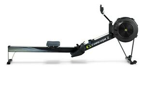 Concept 2 Model D Rowing Machine in Black with PM5  - New