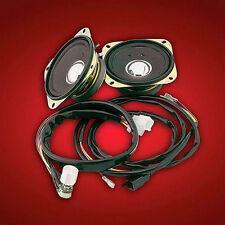 Rear Speaker Installation Kit for Honda Goldwing GL1500  - '88-'00 (2-294)