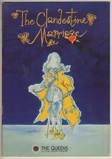 "Nigel Hawthorne   ""The Clandestine Marriage""   London Playbill  1995"