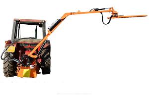 Scissor Bar Finger Bar Hedge Cutter / Mower / Compact Tractor Hedge Trimmer / UK