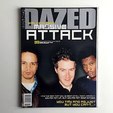 DAZED & CONFUSED Magazine #39 February 1998 Massive Attack by Rankin Cover