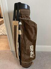 Vintage Ping Karsten Carry Golf Bag