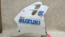 OEM 1996 Suzuki GSXR1100 GSXR1100r Right Side Plastic Fairing Used
