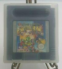 GAME AND WATCH GALLERY 2 *Nintendo GAME BOY PAL EUR Game* Loose + Etui