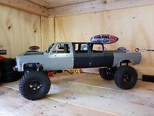 Scalemonkey 6 Door longbed Conversion for RC4WD Blazer Body rc crawler