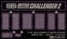 Tamiya 1/35 Challenger 2 Photo-etched part # 35277