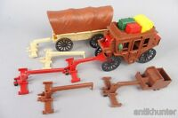 mix of timpo toys coach / wagon  parts