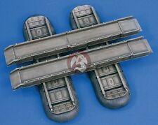 Verlinden 1/35 US M2 Steel Treadway w/Inflatable Pontoon Bridge System WWII 1705