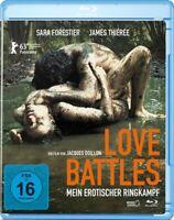 LOVE BATTLES-MEIN EROTISCHER - DOILLON,JACQUES   BLU-RAY NEU