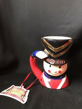 Radio City Christmas Spectacular The Rockettes Wooden Soldier Nutcracker Mug