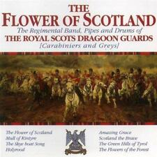 The Royal Scots Dragoon Guards - The Flower Of (NEW CD)