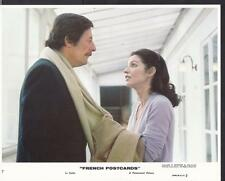 Jean Rochefort Marie-France Pisier French Postcards 1979 movie photo 26978