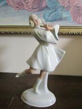 Vintage Art Deco Antique Schaubach Kunst Lady Dancer #1046 Germany