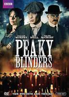 Peaky Blinders: Season One (DVD, 2015, 2-Disc Set) NEW First Season