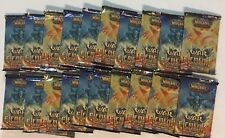 World of Warcraft War of the Elements Booster Pack lot of 20 SEALED BRAND NEW