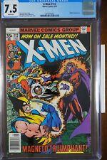 X-Men #112 - CGC 7.5 - Magneto Appearance