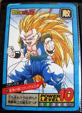 A688 CARTE CARD JAP  DRAGON BALL Z  N-¦ 541 POWER LEVEL 10