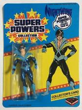 NightWing Metallic classic Super Friends Super Powers Mint on Card Made by ITW