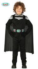 GUIRCA Costume Darth Wader star Wars guerriero carnevale bambino mod. 8844_