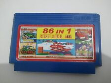 86 in 1 games (Super Mario Bros , BATTLECITY etc)- Famicom Nes Cartridge