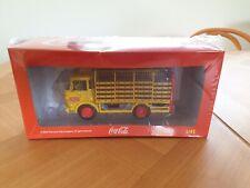 Camion Coca Cola 1/43 Berliet GAK 5 Altaya Test