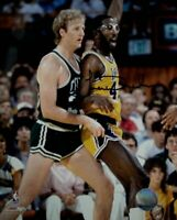 James Worthy Hand Signed Autographed 8x10 Photo Los Angeles Lakers V Larry Bird