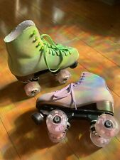 Mismatched Boardwalk Roller Skates Size 6 (7.5W)