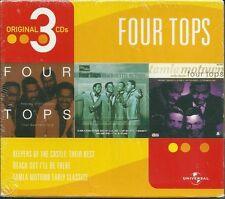 Four Tops Original 3 Cds Box Still Sealed 0602498089668