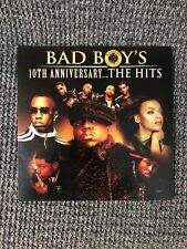 Bad Boy's Lp 10th Anniversary.  The Best N. M