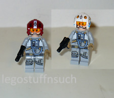 LEGO Star Wars™ 75204 Rebel Sandspeeder FEMALE PILOT pistol gunner 2 minifigures