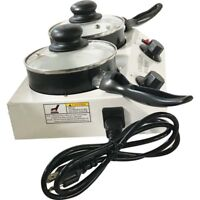 INTBUYING 110V Food-grade  Chocolate Melting Pot Chocolate Melter Free Shipping