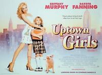 Uptown Mädchen (Zweiseitig) Original Filmposter
