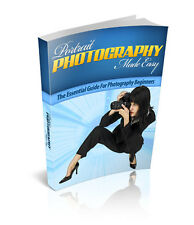 Portrait Photography Made Easy - PDF eBook  with Master Resell Rights
