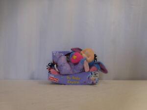 Disney 2003 Mattel Fisher Price Baby Eeyore New in Box Rare