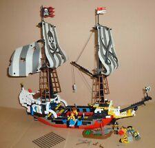 Lego Pirates 6289 Piratenschiff Red Beard Runner / komplett mit BA  / toll